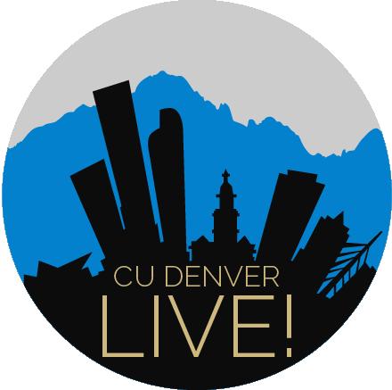 CU Denver Live! Logo