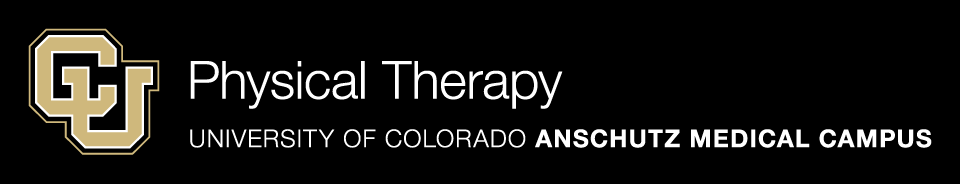 CU Physical Therapy Opioid Educational Day