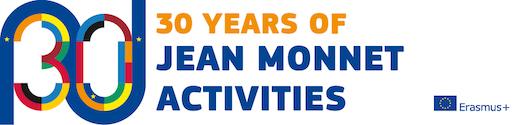 30 Year Jean Monnet logo