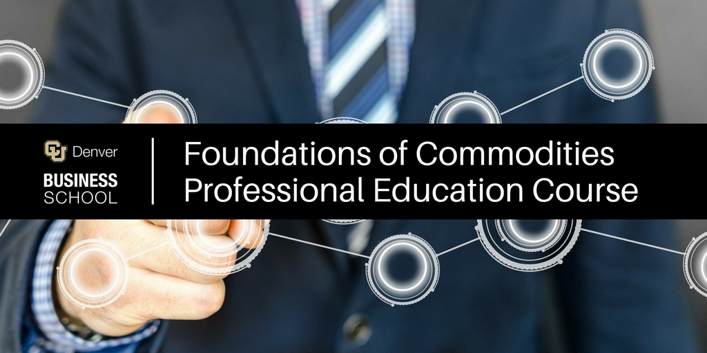Foundations of Commodities Course