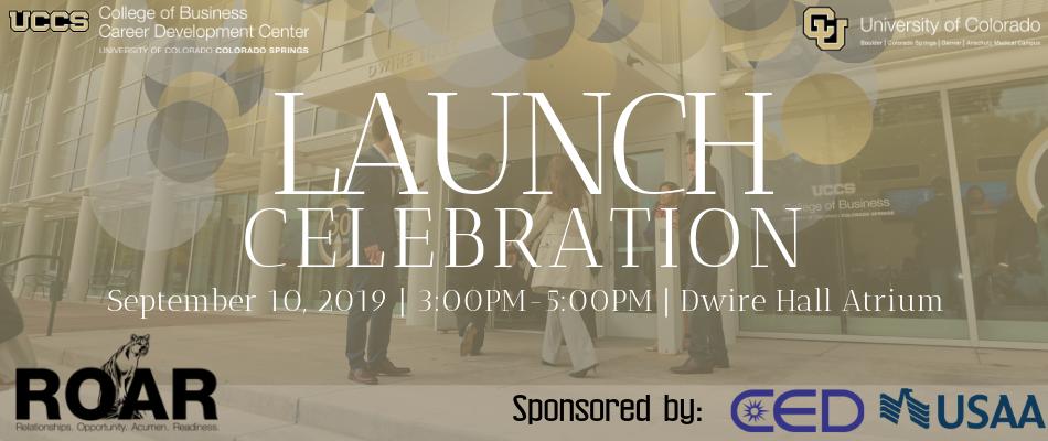 ROAR Launch Celebration