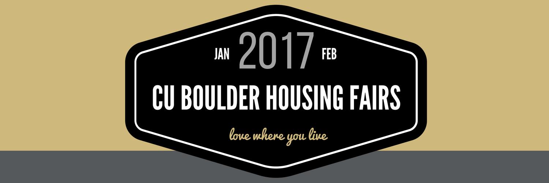 2017 CU Housing Fairs