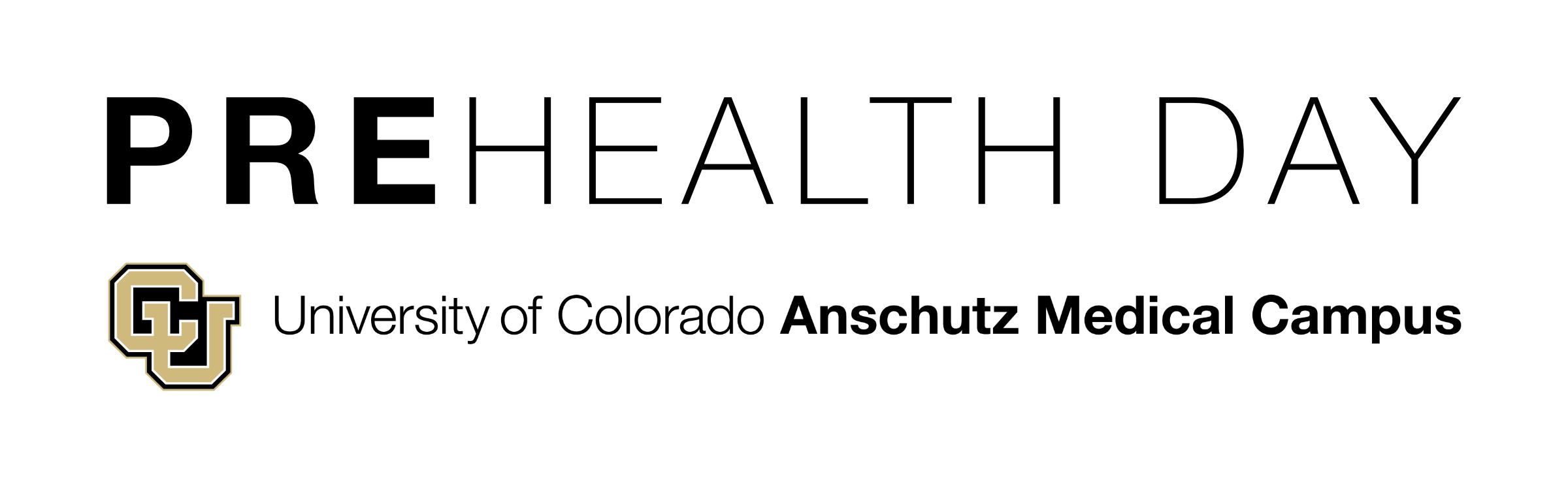 2018 CU Anschutz Pre-Health Day