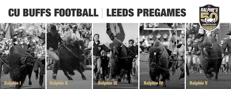 2017 Leeds Football Pregame Receptions