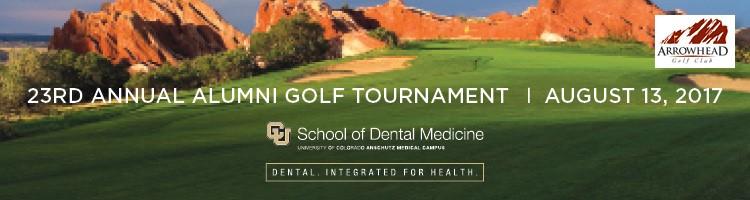 23rd Annual Alumni Golf Tournament