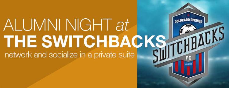 Alumni Night at the Switchbacks