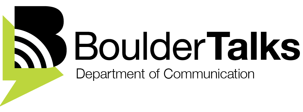 Boulder Talks Logo