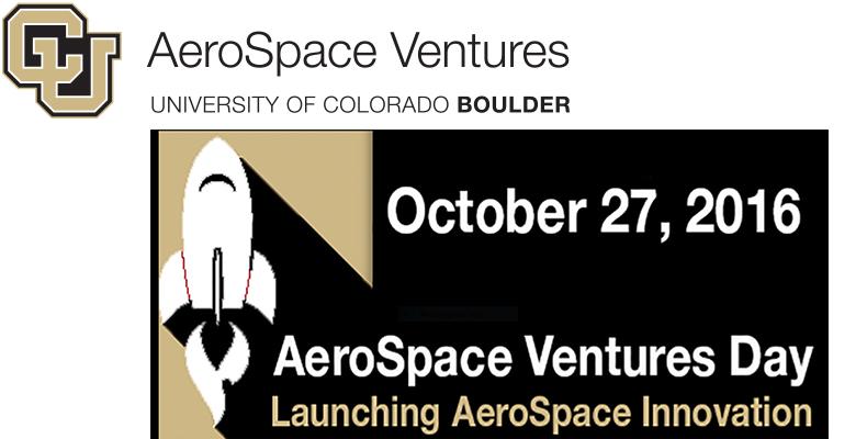 2016 AeroSpace Ventures Day
