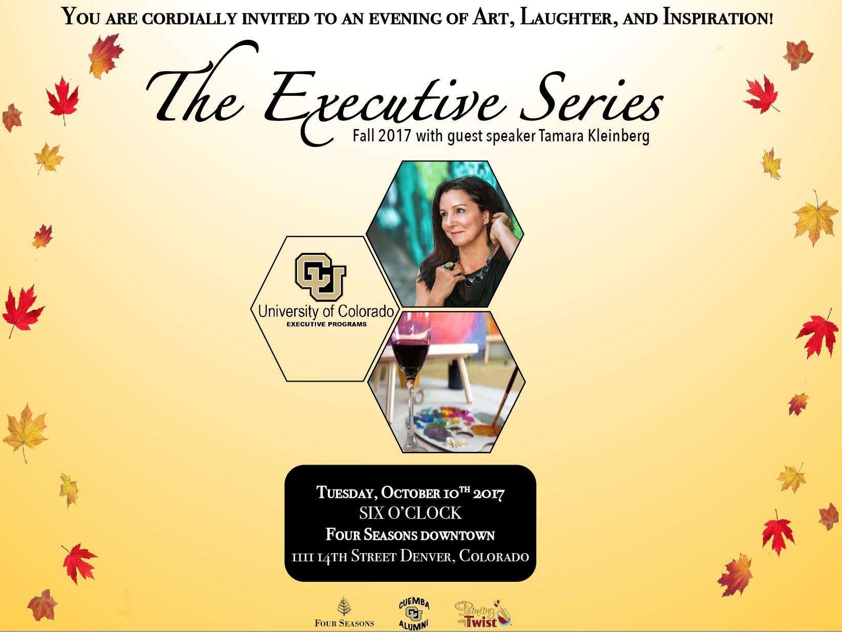 Exec Series Graphic