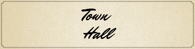 11-13-19 Town Hall
