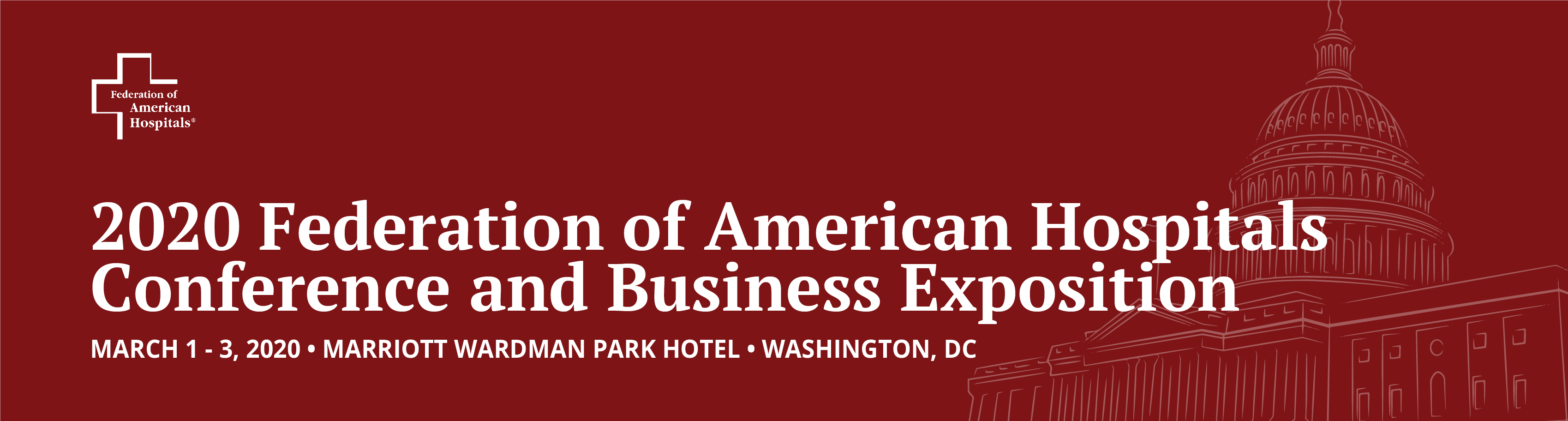 2020 Federation of American Hospitals Conference and Business Exposition