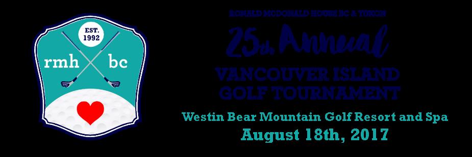 2017 RMH BC Vancouver Island Golf Tournament