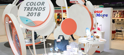 Color Trends Area by Pantone