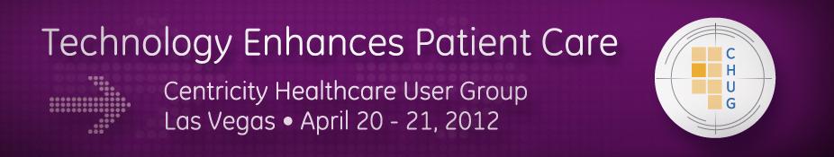 CHUG 2012 Spring Conference