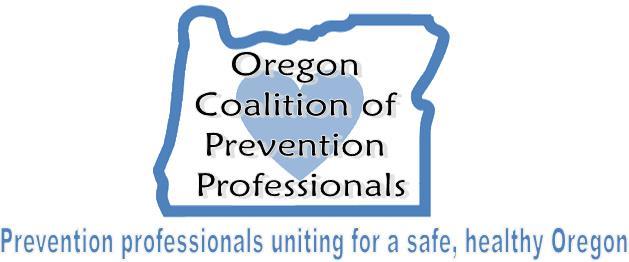 Oregon Prevention Provider Professionals
