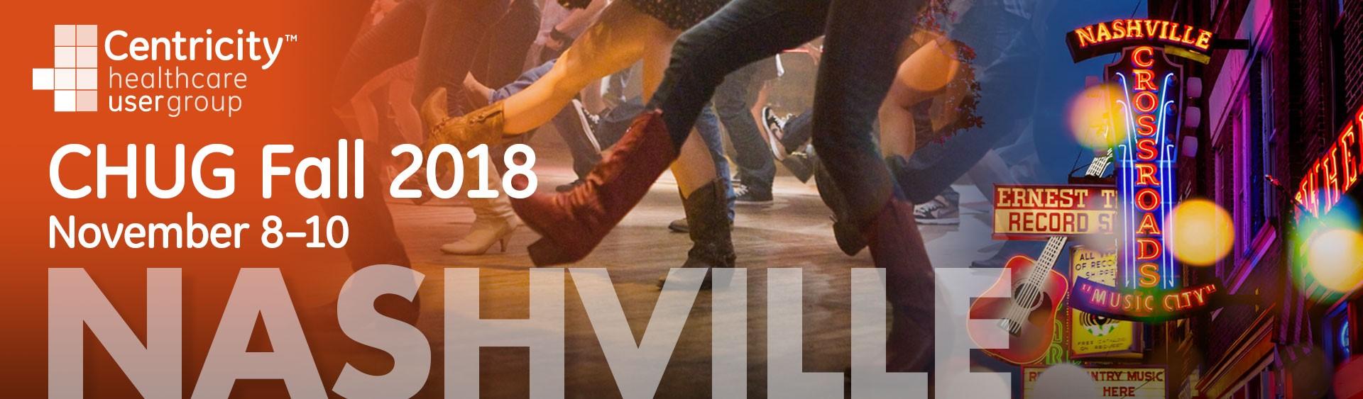 CHUG Fall 2018 Conference