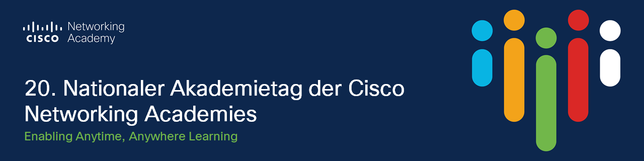 Feedback für 20. Nationaler Akademietag der Cisco Networking Academies