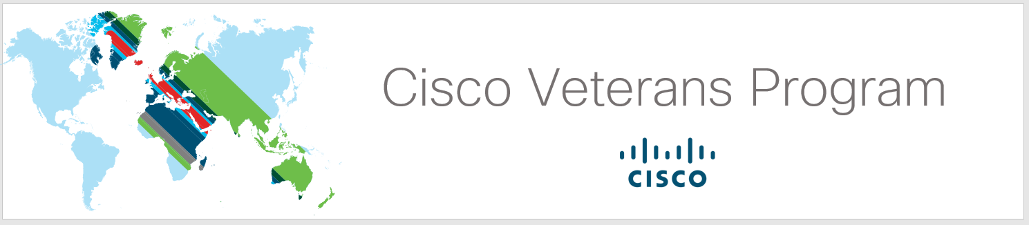 Cisco Veteran Cyber Scholarship Program Contact Form