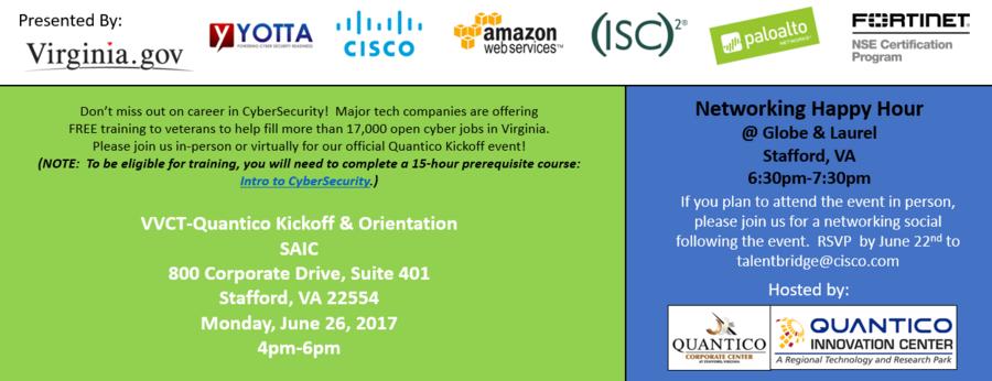 3Vet Cyber Training Details