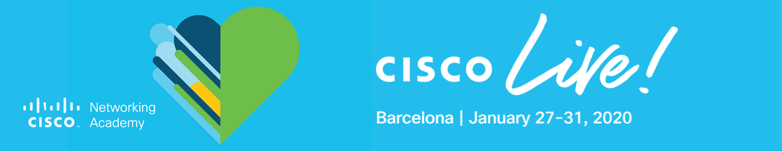 Networking Academy Day at CiscoLive Pre-Registration