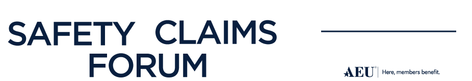 AEU National Safety & Claims Forum