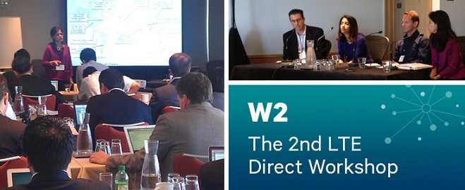 LTE Direct Workshop