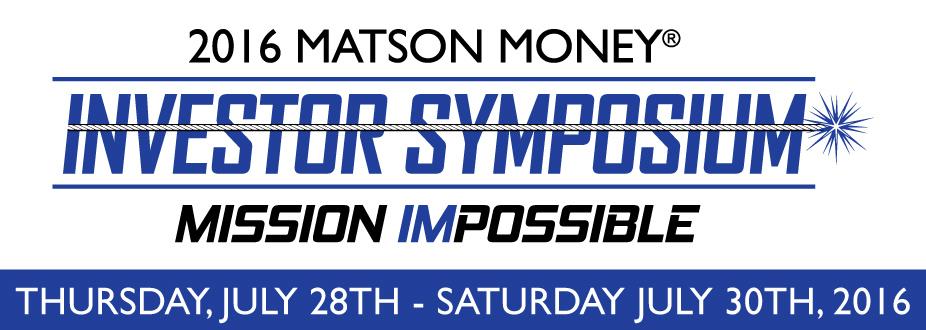Investor Symposium 2016