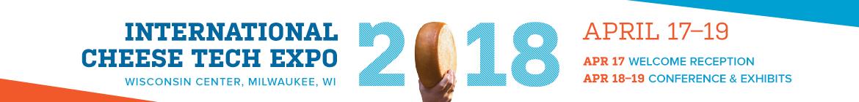 2018 International Cheese Technology Expo