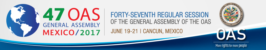Forty-Seventh Regular Session of the OAS General Assembly