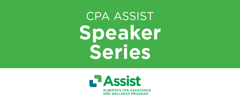 CPA Assist Speaker Series Luncheon – Calgary