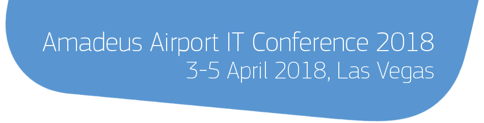 Amadeus Airport IT Conference 2018