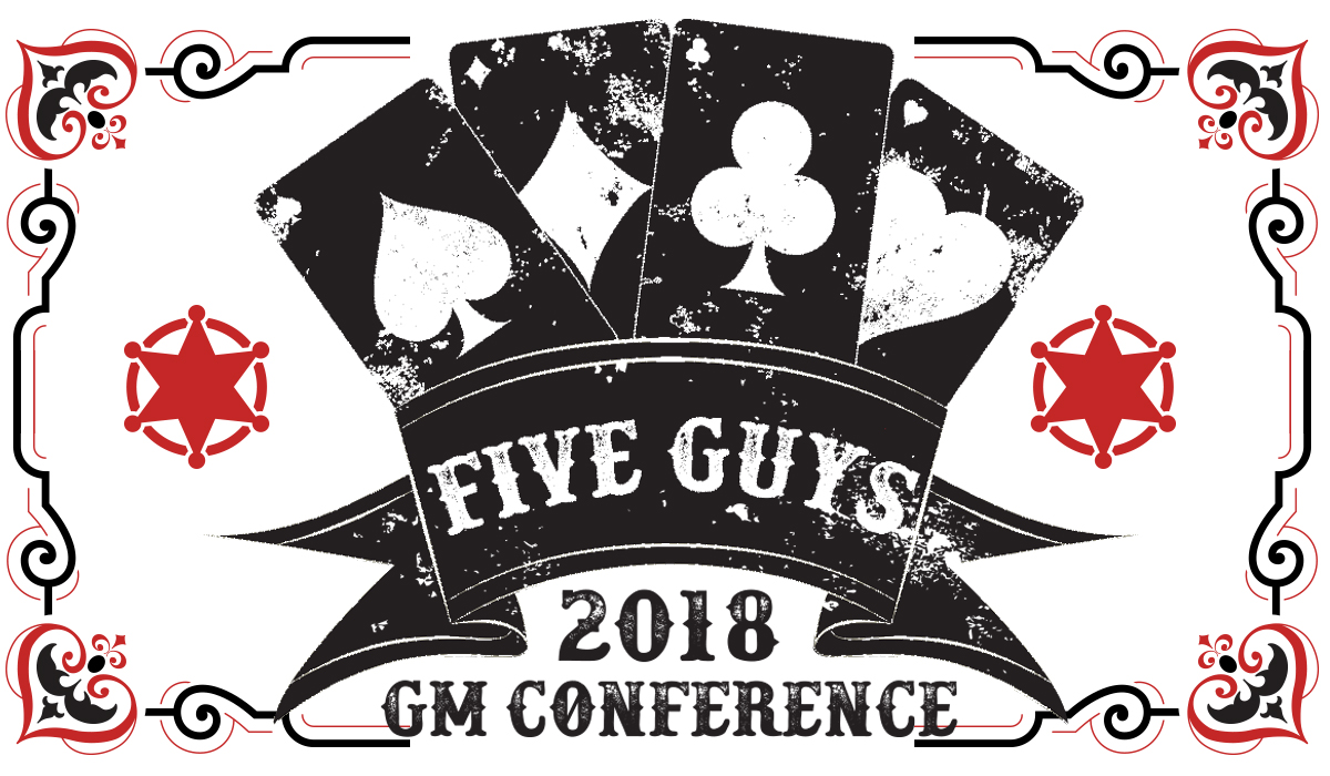 Five Guys Conference 2018
