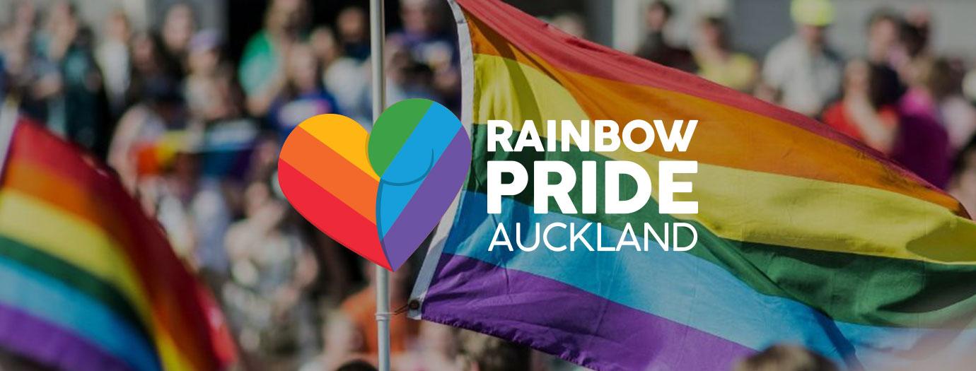 The 2020 Auckland Rainbow Parade