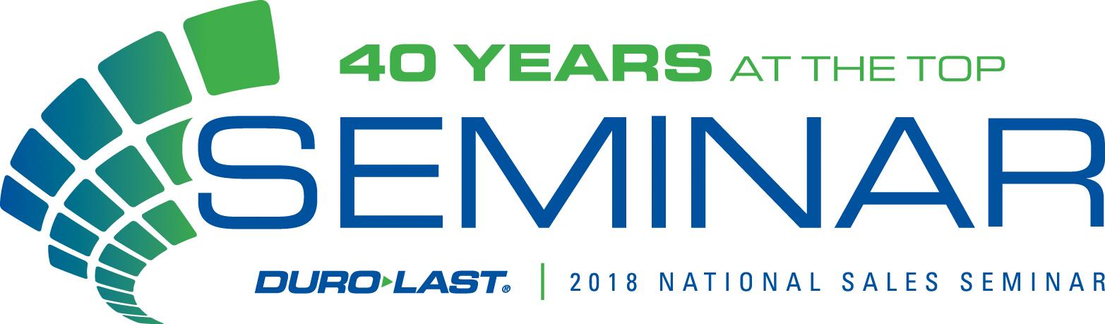 2018 Duro-Last National Sales Seminar