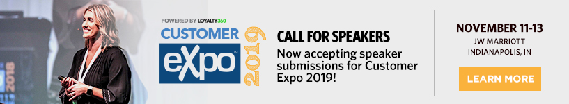 Customer Expo 2019 - Speaker Proposal Submission