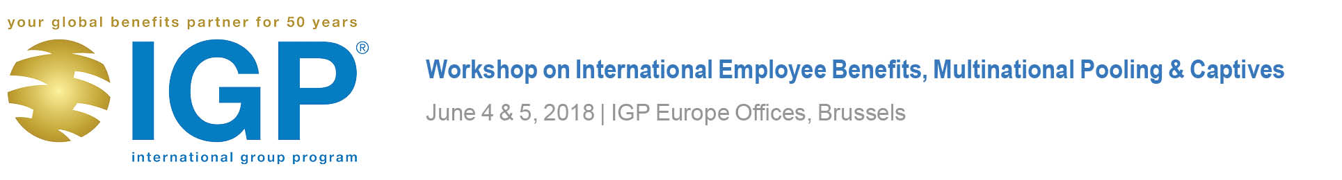 IGP Corporate Training Workshop