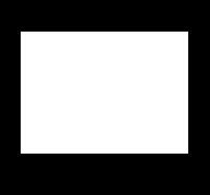 National Travel & Tourism Week logo - White