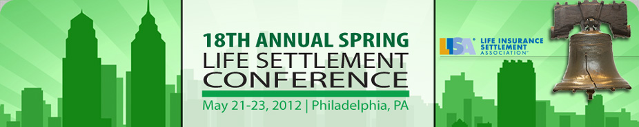 18th Annual Spring Life Settlement Conference