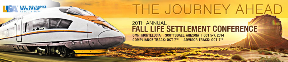 20th Annual Fall Life Settlement Conference