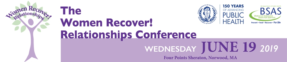 Women Recover!  Relationships Conference