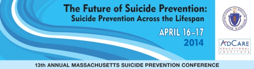 The Future of Suicide Prevention: Suicide Prevention Across the Lifespan