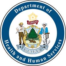 DHHS logos Maine