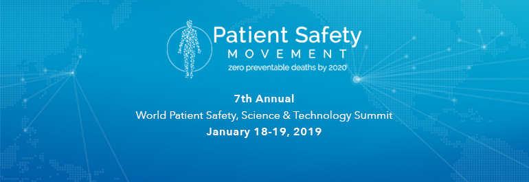 7th Annual World Patient Safety, Science & Technology Summit