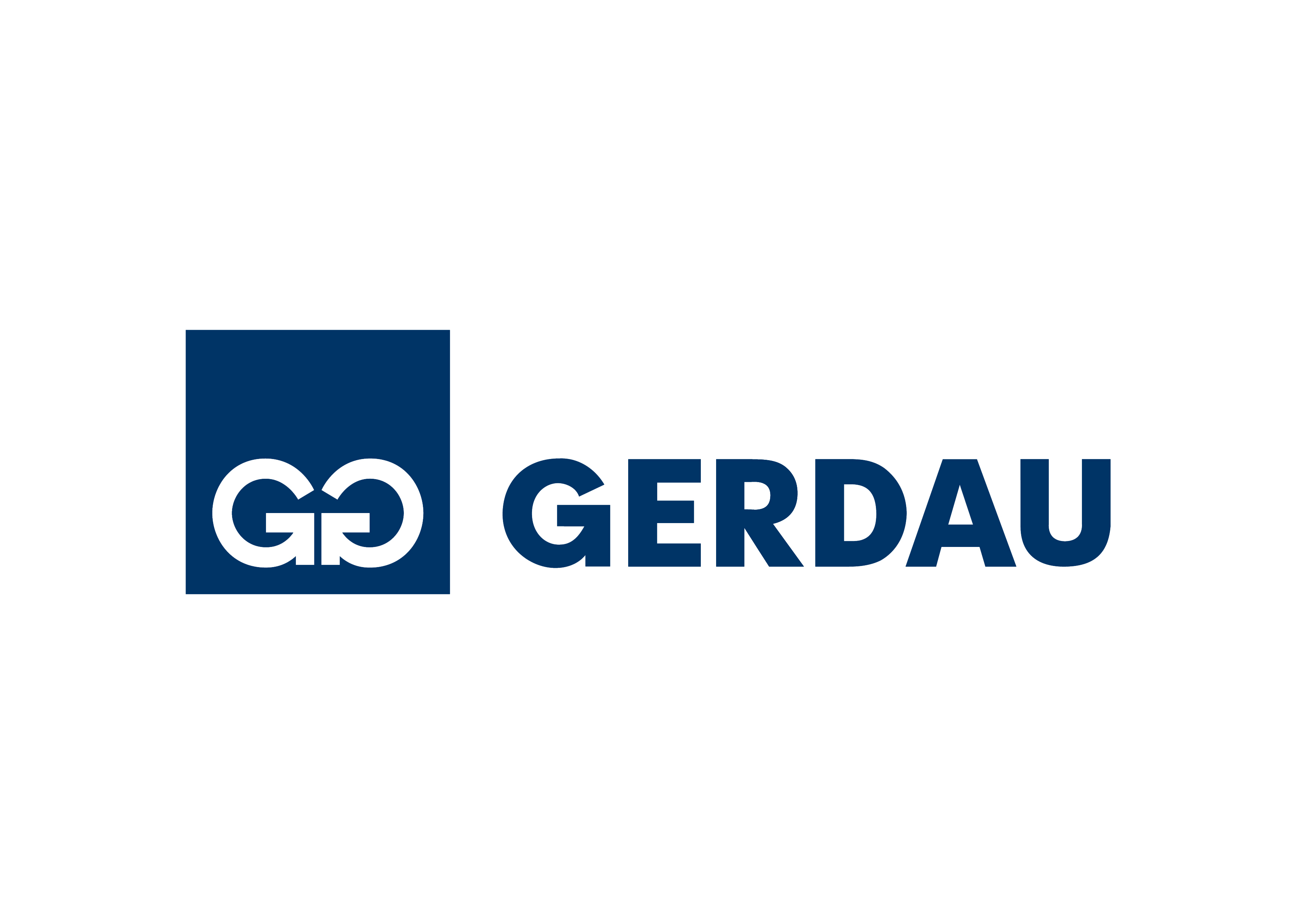 Gerdau-horizontal logo