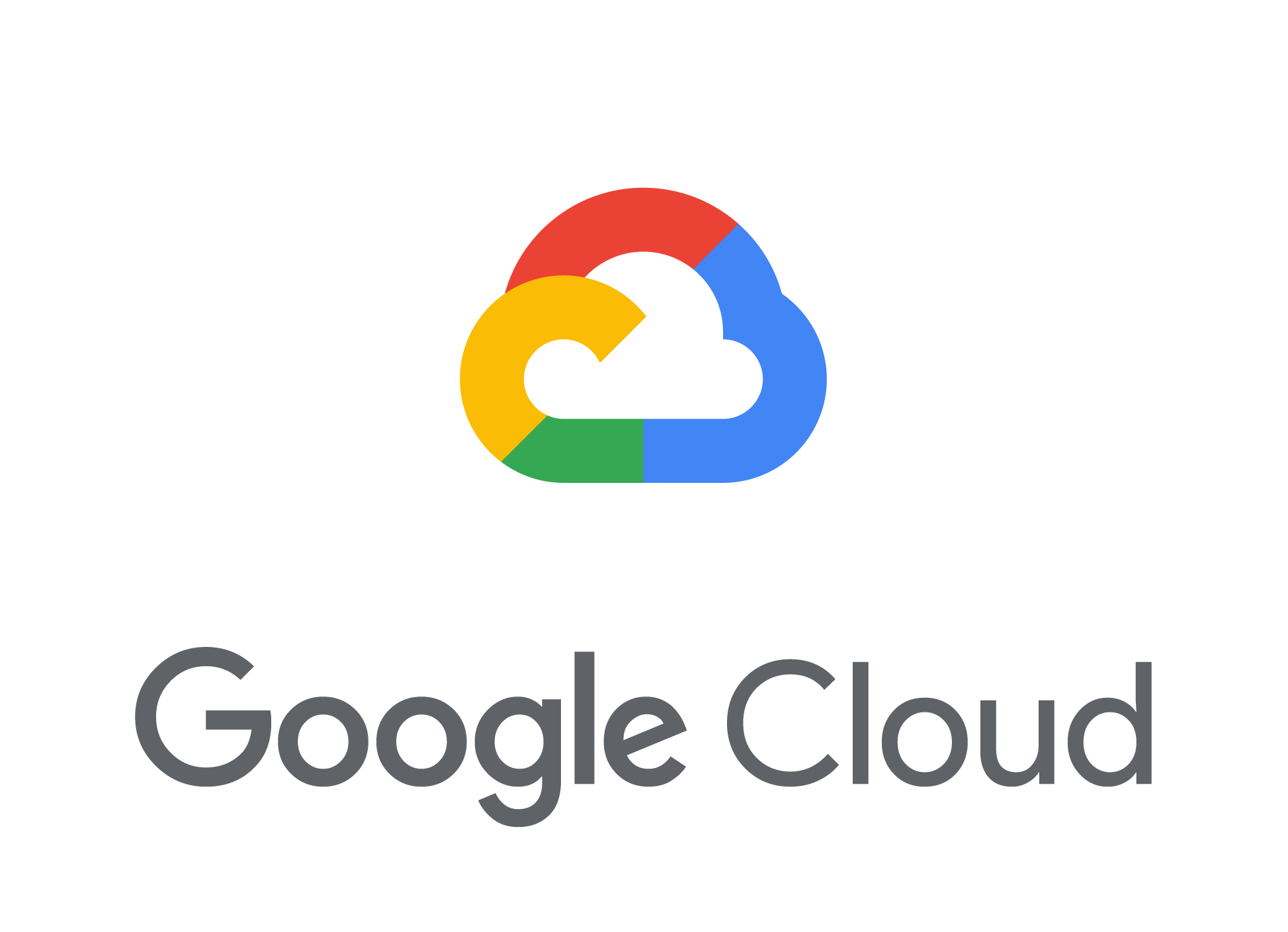 Google Cloud Logo 2019