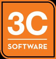 3C Software logo