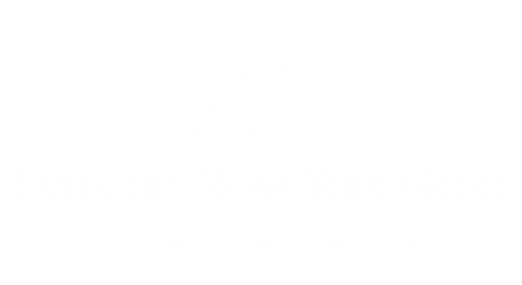 13th ANNUAL EYES ON NEW YORK GALA