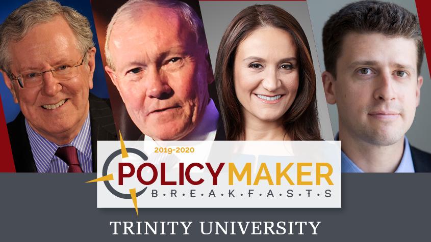Policy Maker Breakfast Series 2019-2020