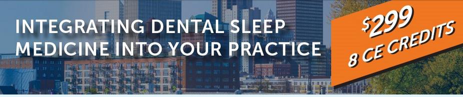 Integrating Dental Sleep Header