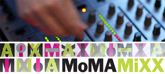 MoMA MiXX Dance Party